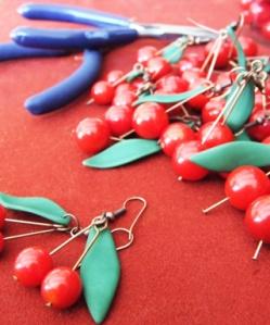 Création Bijoux Les Cerises de Lucie