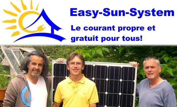 Projet Easy-Sun-System sur KissKissBankBank-2017