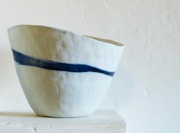 Céramiques Isabelle René - Saladier