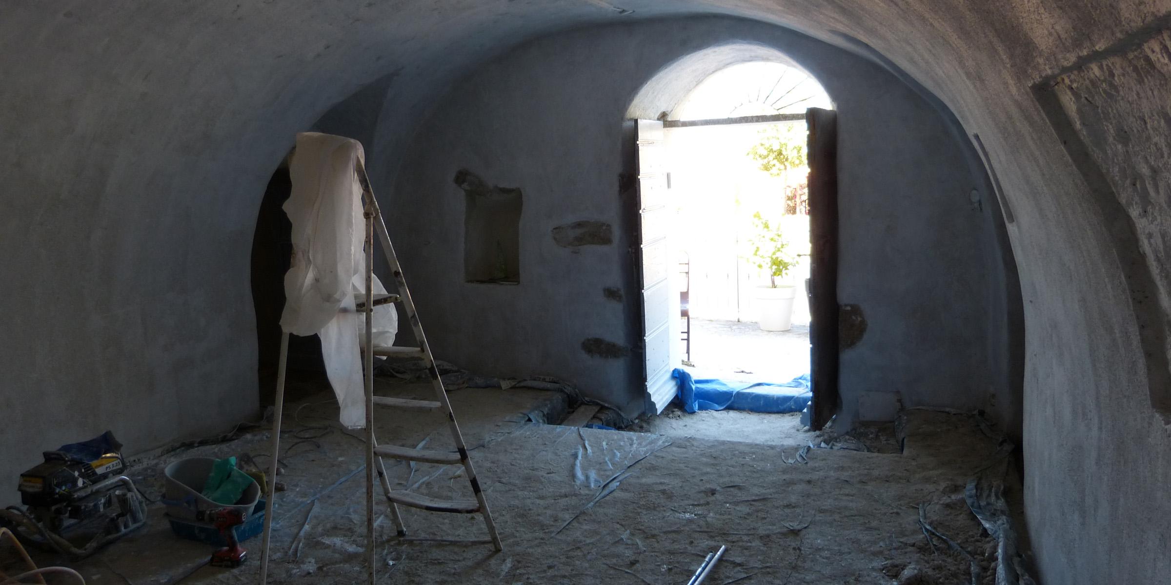 Travaux de rénovation 2017